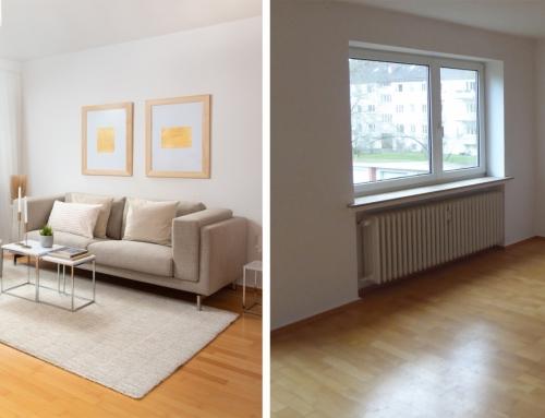 Warum Immobilienverkauf mit Home Staging so erfolgreich ist