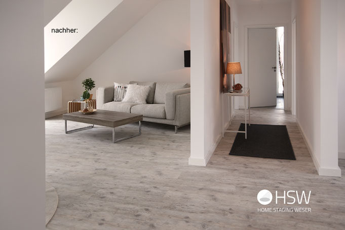Musterwohnung - HSW Home Staging Weser