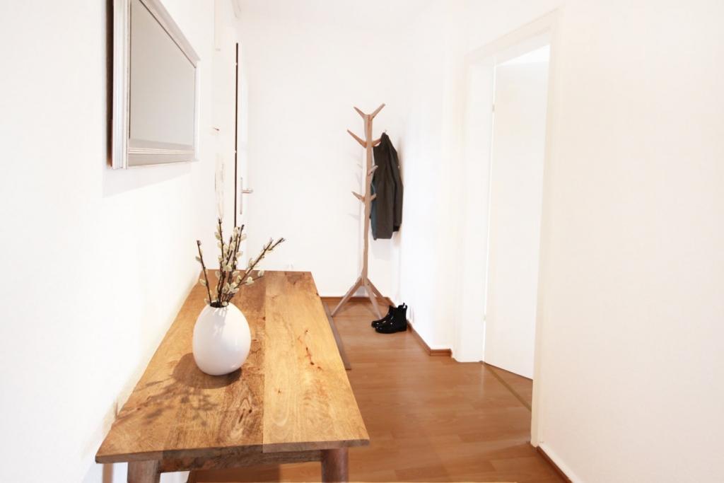 Wohnzimmer nachher